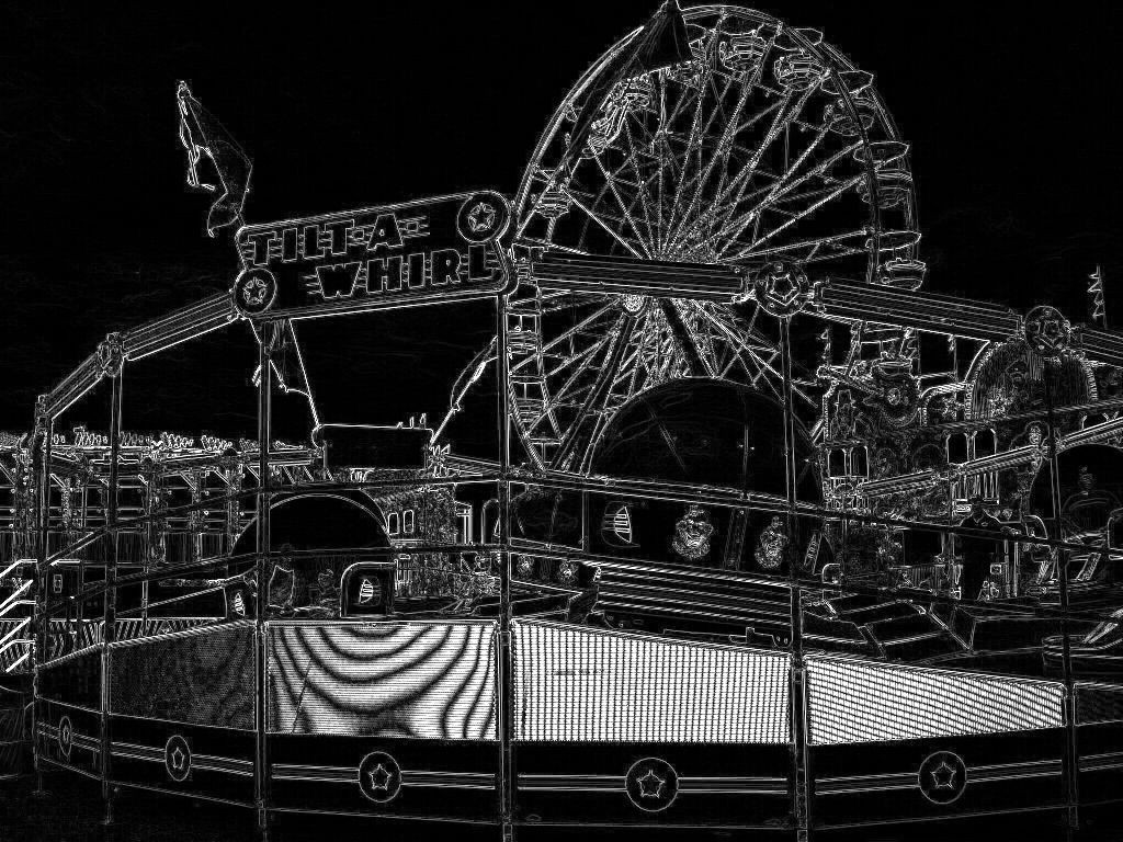 Adapted from  Saskatoon, Canada (Tilt-A-Whirl  Uploaded by SchuminWeb By Daryl Mitchell) [CC BY-SA 2.0 (http://creativecommons.org/licenses/by-sa/2.0)], via Wikimedia Commons